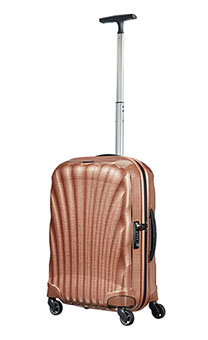 COSMOLITE 3 55cm Spinner Copper Blush medium | Samsonite