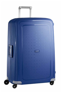 S'CURE 81cm Spinner Dark Blue medium | Samsonite
