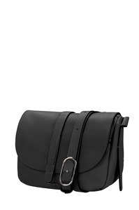 SHAMMY Shoulder Bag Small Black medium | Samsonite