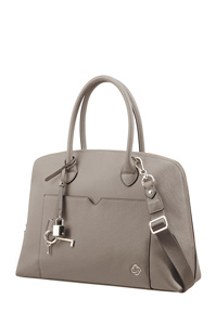 MISS JOURNEY Boston Bag Army Grey medium | Samsonite