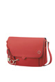 MISS JOURNEY Shoulder Bag + Flap Cherry Red small | Samsonite