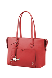 Miss Journey Shopping Bag Cherry Red medium | Samsonite