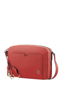 MISS JOURNEY Shoulder Bag Cherry Red medium | Samsonite